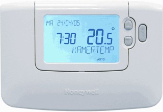 Honeywell klokthermostaat