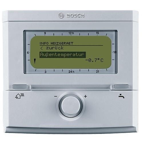 Bosch Klokthermostaat modulerend FW100