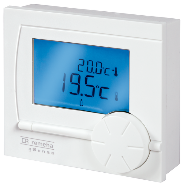 Remeha Kamerthermostaat opentherm qSense Smart Power
