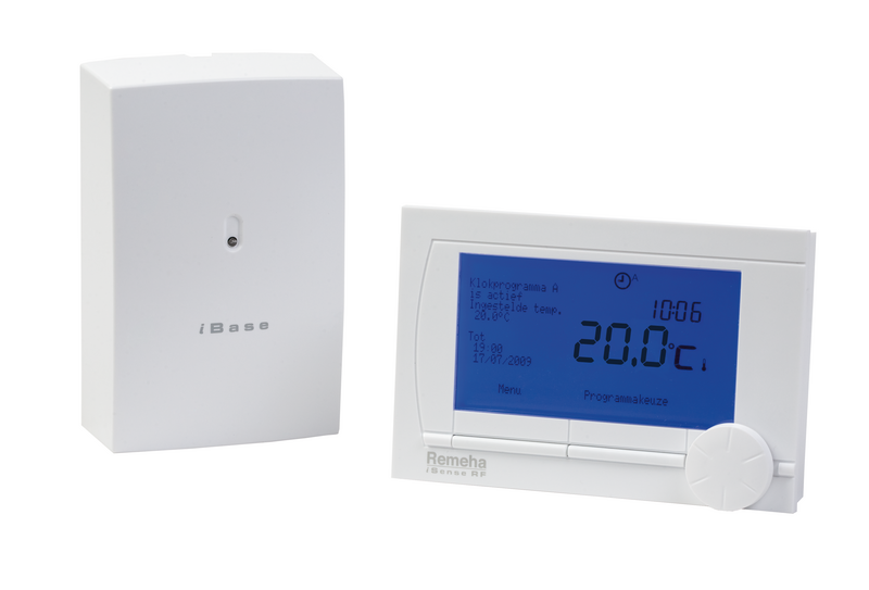 Remeha Draadloze ruimtethermostaat opentherm iSense Smart Power