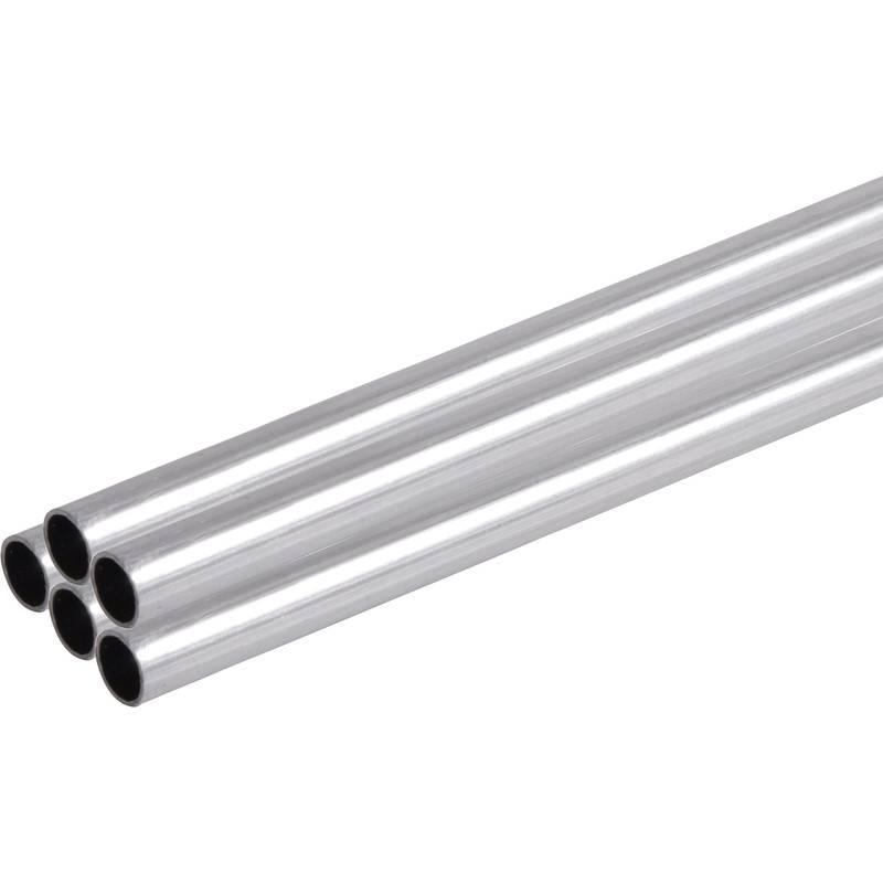 CV-buis elektrolytisch verzinkt DIN 2394 22mm lengte 2m prijs per lengte CV2212200010
