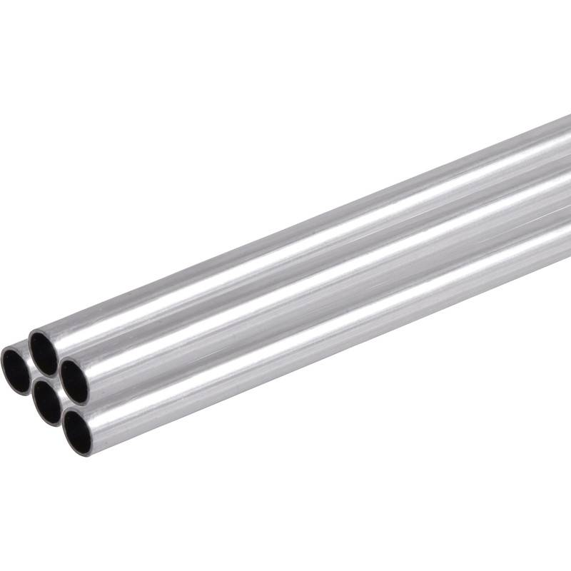CV-buis elektrolytisch verzinkt DIN 2394 28mm lengte 2m prijs per lengte CV2812200010