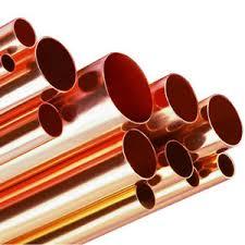 KME Sanco roodkoperen buis sanco 2.5 meter 12mm lengte 2.5m prijs per lengte 7067278