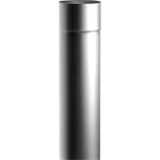 Rheinzink HWA-buis rond 80x0.65x2000mm lengte=2m