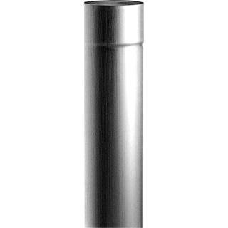 Rheinzink HWA-buis rond 80x0.65x3000mm lengte=3m