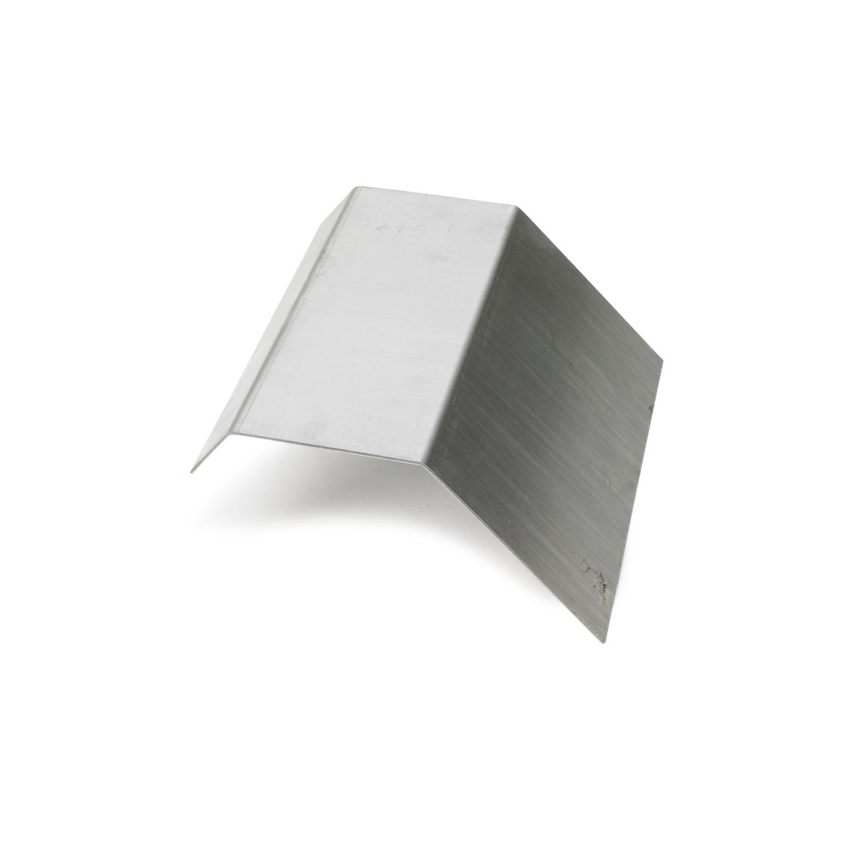 Rheinzink klang t.b.v. standaard deklijst 45/70mm dikte=1.1mm