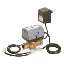 Honeywell Stadsverwarmingafsluiter 24 volt 22 mm 2 x knel