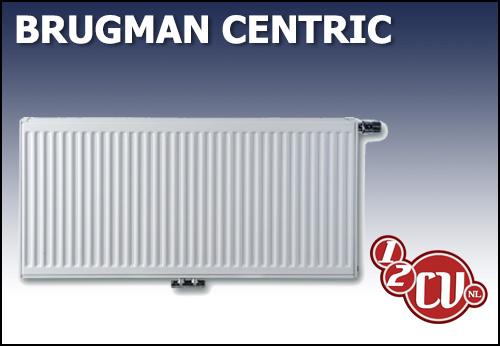 Brugman Centric Paneelradiator 33-300-3000 4002 Watt