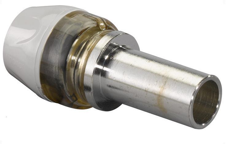Uponor RTM overgangskoppeling MLC-Cu/RVS 25x22mm 1057377