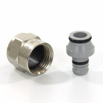 Uponor NL-koppeling voor VSH - Bonfix knelfittingen 16x15 1048101