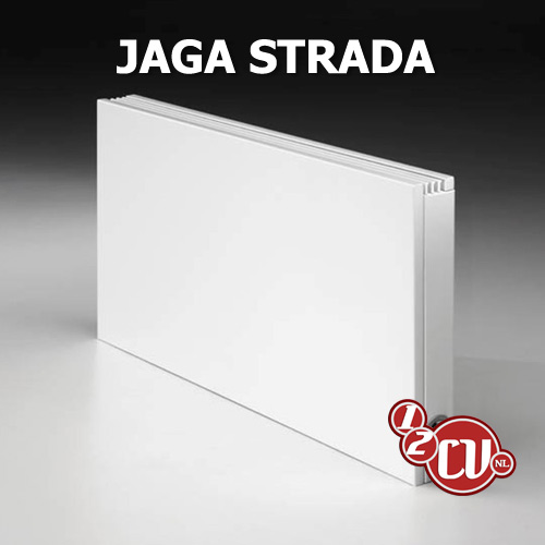 Jaga Strada Wandradiator type 10 350x900mm 808W wit STRW03509010101101