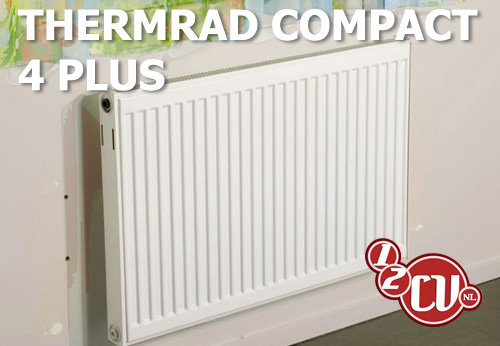 Radiator 11-500-400 346 Watt Thermrad Compact 4 Plus